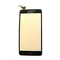 Сенсорный экран для LENOVO S60W черный High Copy