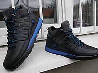 Зимние кожаные ботинки Timberland