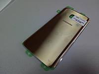 Задняя крышка для Samsung Galaxy S7 G930F (Gold) Original