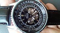 Breitling Navitimer классические стильные  мужские наручные  (Черный)кварцевые часы
