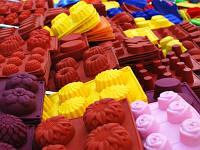 Силиконовые формы для выпечки, конфет, льда, шоколада