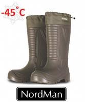 Зимние сапоги для охоты и рыбалки Псков ПЕ УММ NordMan Classic до -45ºС очень теплые