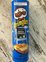 Чипсы PRINGLES со вкусом соли и уксуса