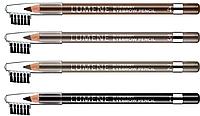 Lumene Blueberry Eyebrow Pencil #1 карандаш для бровей (оригинал подлинник  Финляндия)