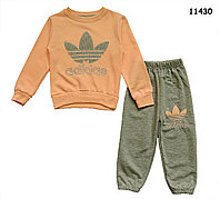 Спортивный костюм Adidas для девочки. 2 года