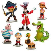 Игровой набор фигурок Джейк и пираты Нетландии