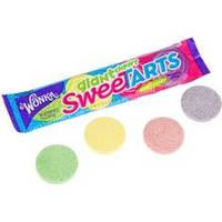 Wonka - Американские конфеты драже - Sweetarts