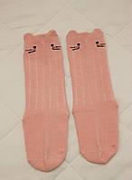 Детские носки розовые для девочки