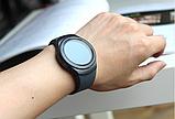 Силіконовий ремінець Primo для годин Samsung Gear S2 Sports SM-R720 / SM-R730 Black, фото 6