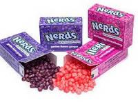 Wonka Nerds - Американские конфеты - драже 1 шт. 14 грамм