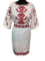 """Жіноче вишите плаття """"Мелоні"""" (Женское вышитое платье """"Мелони"""") PT-0033"""