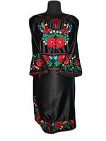 """Жіноче вишите плаття """"Маккензі"""" (Женское вышитое платье """"Маккензи"""") PT-0037"""
