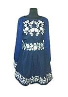"""Жіноче вишите плаття """"Моріа"""" (Женское вышитое платье """"Мориа"""") PT-0050"""