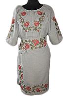 "Жіноче вишите плаття ""Мейсі"" (Женское вышитое платье ""Мейси"") PT-0054"