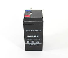 Аккумулятор BATTERY 4V 400g (40)