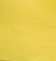 Фетр 128 світло-жовтий 45х50 см товщина: 1.4 мм
