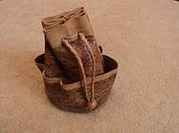 Сумка сумочка рептилия женска  р. 30*20 ( 100% кожа Питона )