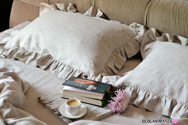 Комплекты льняного постельного белья