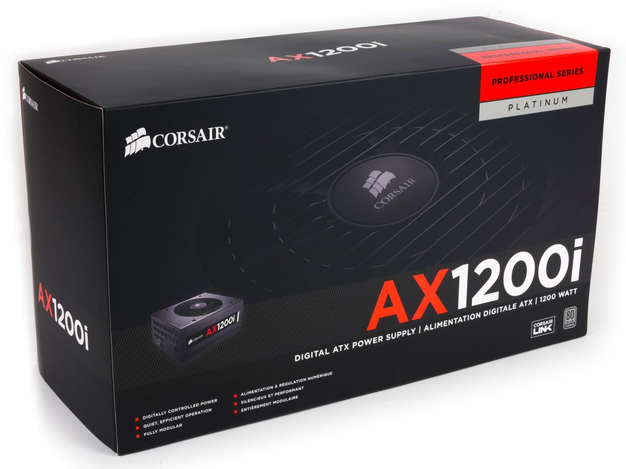 Блок питания Corsair AX1200i (CP-9020008)