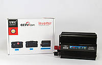 Преобразователь для авто, инвертор AC/DC 300W SSK (30)