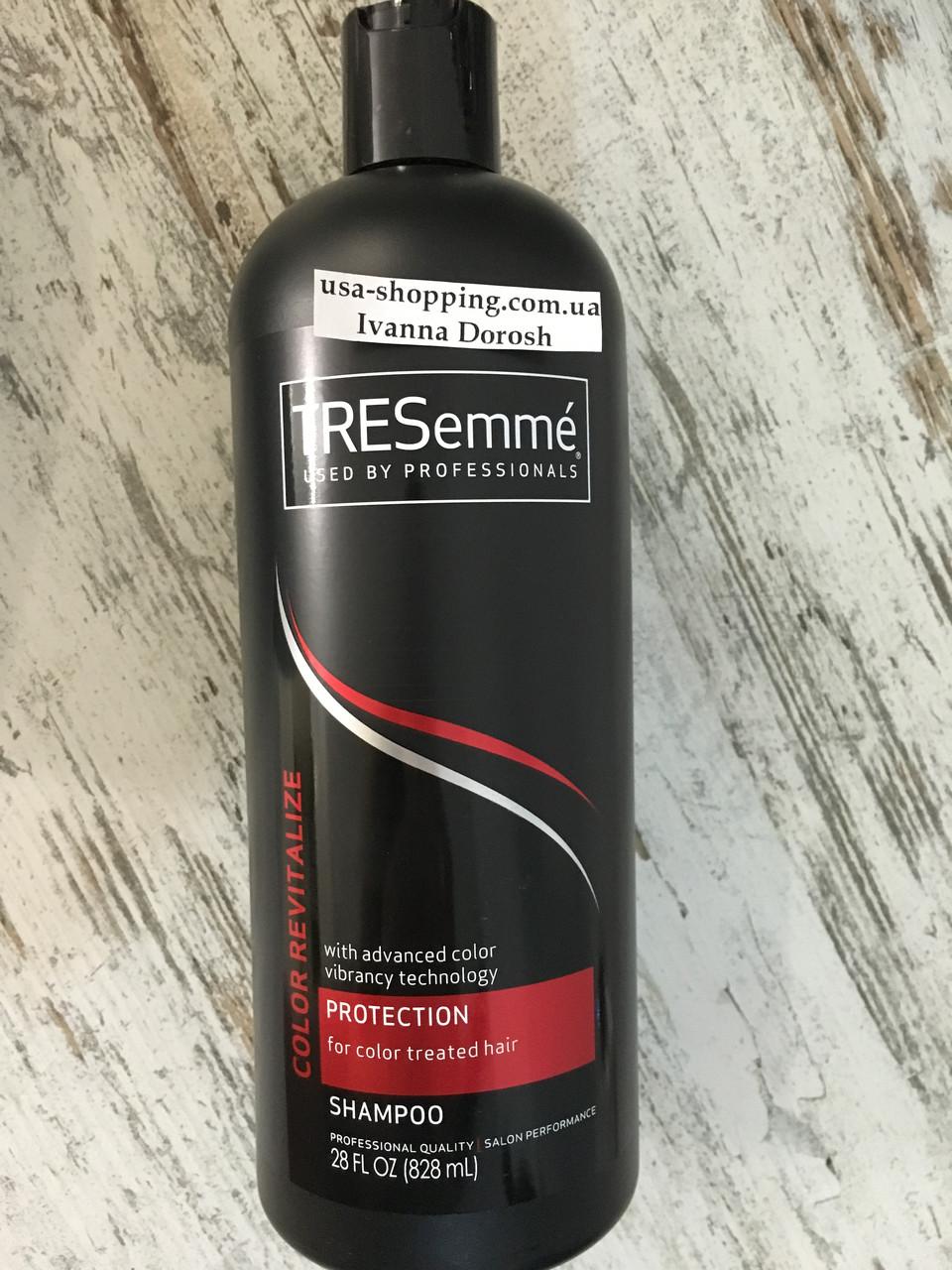 """TRESemme Color Protection шампунь """"защита цвета"""" для окрашеных волос"""