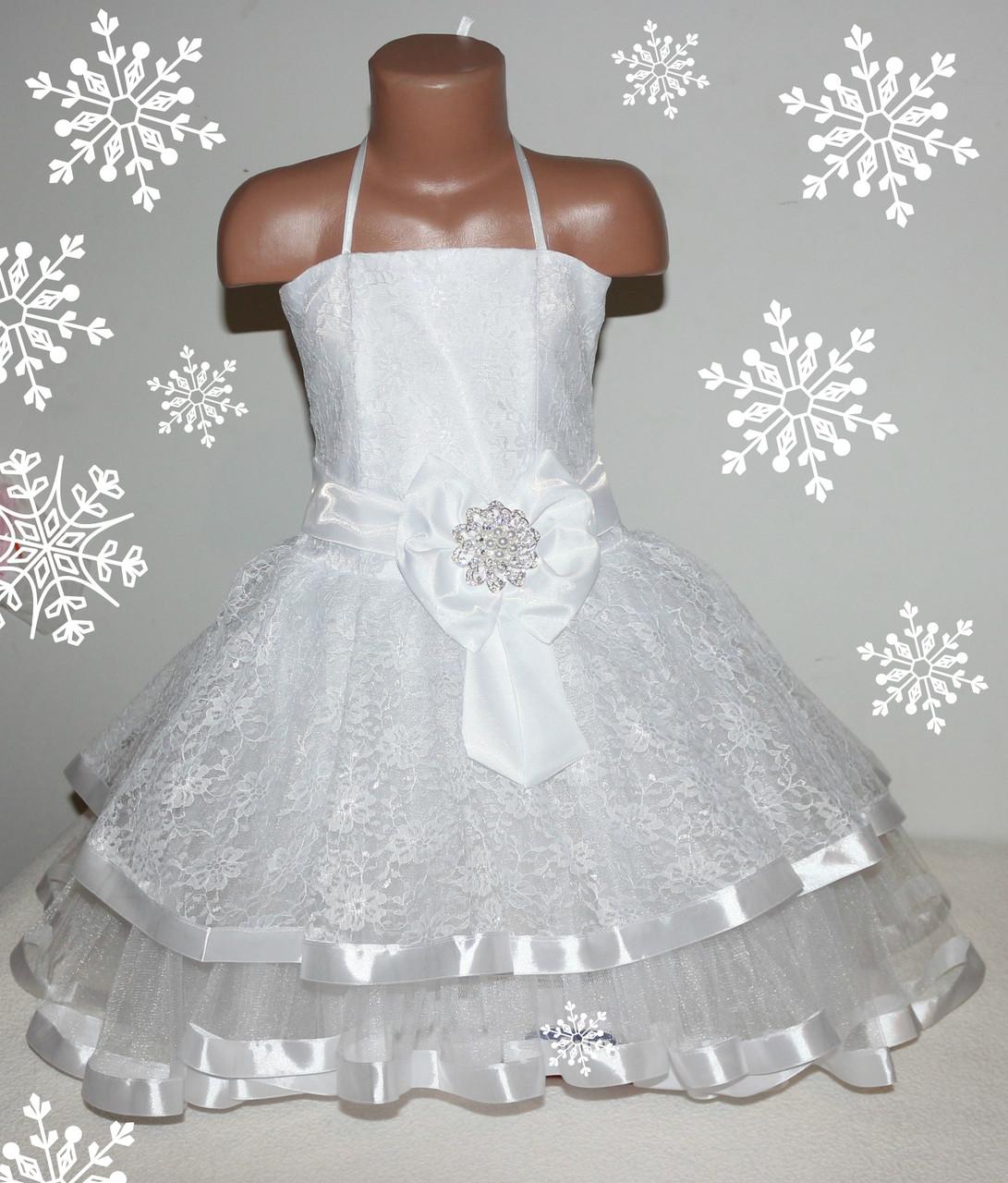 Очень красивое  платье 5-9 лет (шнуровка)