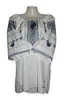 "Вишита жіноча блузка ""Лаврі"" (Вышитая женская блузка ""Лаври"") BC-0011"