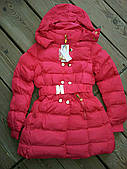 Куртка зимняя на девочку SEAGULL.