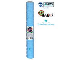 Картридж антибактериальный из полипропиленового шнура Aquafilter FCPP-L-AB 5мкм 20 Big Blue