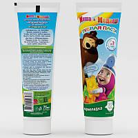 Зубная паста-гель МАРМЕЛАДКА с витамином Е от 1 года до 6 (Германия)