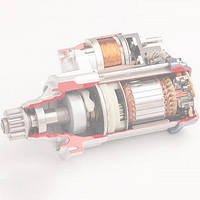 Стартер KOMATSU / Lift Trucks / Industrial Engine / FD30 Series