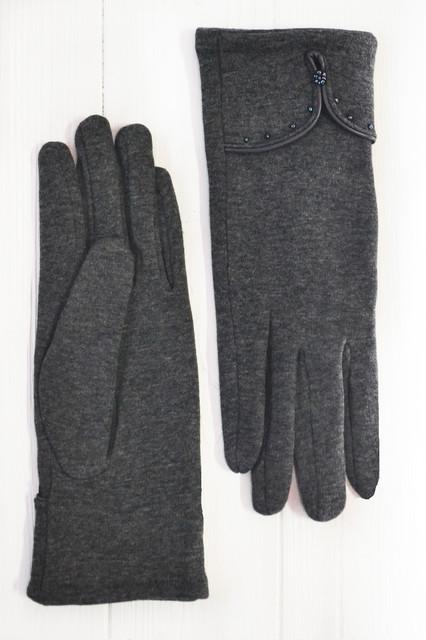 Женские стрейчевые перчатки опт
