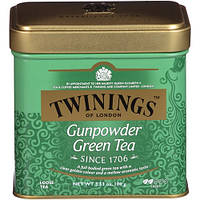 Чай Твайнингс Twinings Gunpowder Green Tea 100гр.
