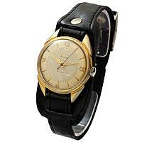 Позолоченные часы Алмаз