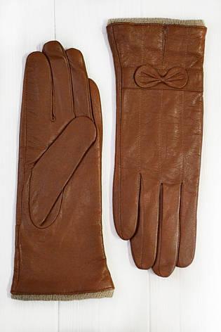 Цветные кожаные перчатки, фото 2
