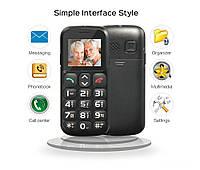 Телефон для Бабушек Нокиа W60 на 2 сим-карты для слабовидящих людей