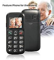 """Мобильный телефон """"Бабушкофон"""" Нокиа W60 на 2 сим-карты для плоховидящих людей"""