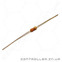 Резистор 220 Ом  0,25 Вт  для светодиодов