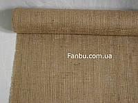 Мешковина натуральная флористическая ,коричневого цвета (лист 0.5* 0.5м)