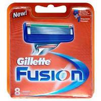 Gillette Катріджі для гоління Fusion 8шт.-тільки оригінал