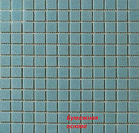 Мозаика для стен ярко голубая Vivacer A61