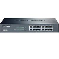 Коммутатор 16 портов TP-LINK TL-SG1016D 16 LAN 10/100/1000 Mb, Unmanaged