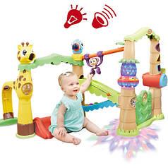 Игровой развивающий комплекс Little Tikes 640964 «Light'n Go Activity Garden Treehouse»