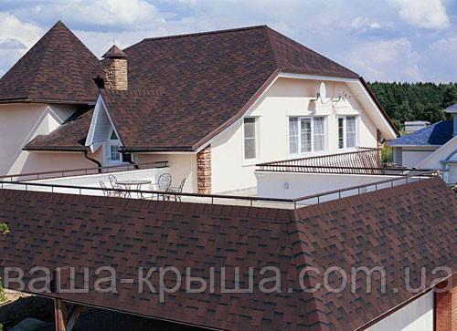 Битумная черепица RoofShield Модерн