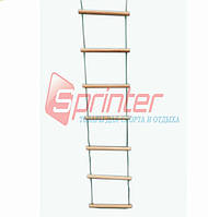 Верёвочная лестница (дерево, для шведских стенок) (Украина)