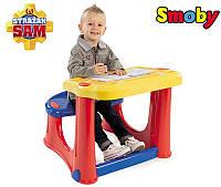 Детская парта со скамейкой Smoby 420205