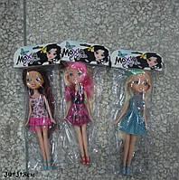Кукла Moxie 25см, 3 вида, в пак. 30*3*8см (480шт)