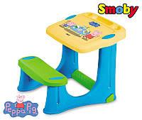 Детская парта со скамейкой Smoby 420203