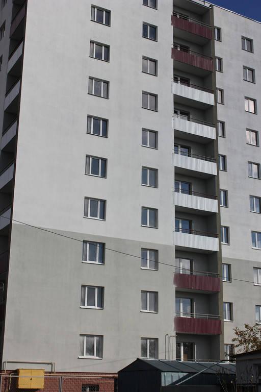 Жилой 9-ти этажный дом