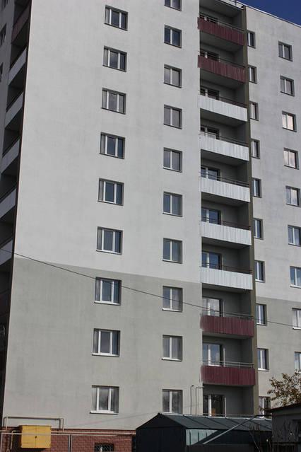 Жилой 9-ти этажный дом, г.Харьков, ул.Ахсарова
